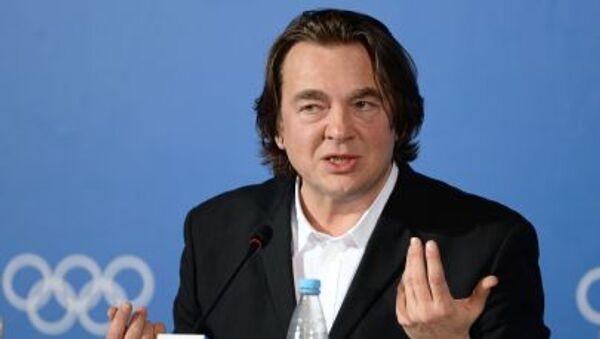 Generální ředitel Prvního kanálu Konstantin Ernst - Sputnik Česká republika