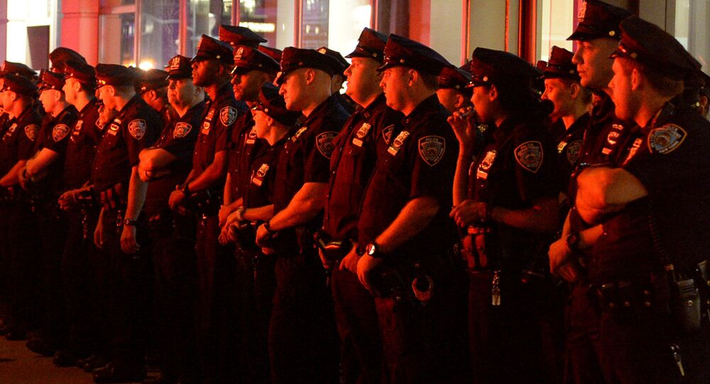 Policie v USA