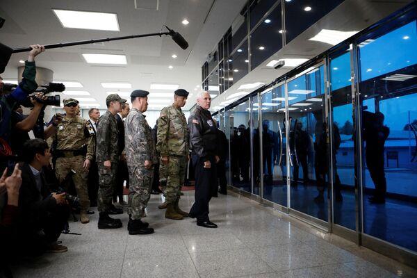 Penceho návštěva na Korejském poloostrově - Sputnik Česká republika