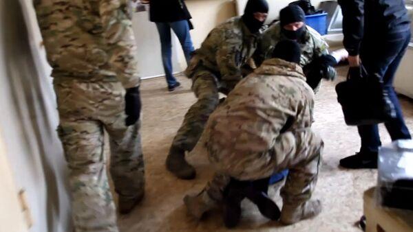 FSB zamezila velký kanál pašování zbraní z EU a Ukrajiny - Sputnik Česká republika