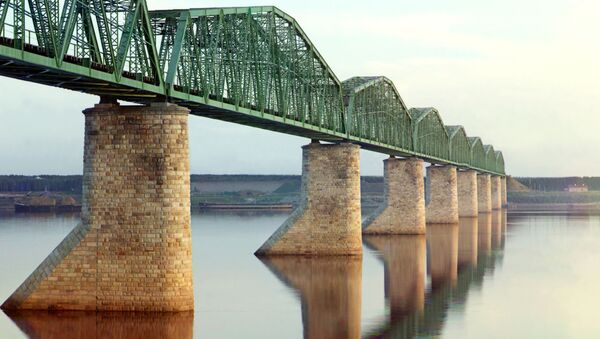 Most. Ilustrační foto - Sputnik Česká republika