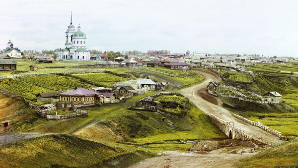 Vesnice Kolčedan na Uralu - Sputnik Česká republika
