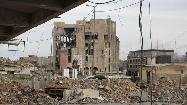 Irák - Sputnik Česká republika