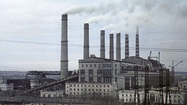 Vědci zaznamenali v atmosféře rekordní koncentraci oxidu uhličitého - Sputnik Česká republika