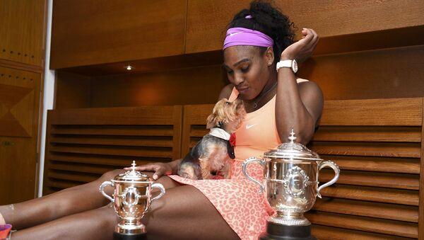 Serena Williamsová - Sputnik Česká republika