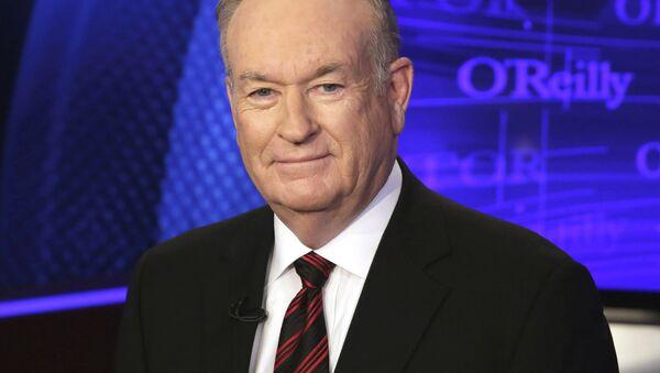 Americký žurnalista Bill O'Reilly - Sputnik Česká republika