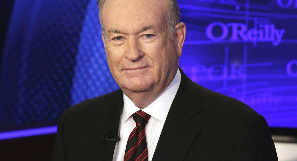 Americký žurnalista Bill O'Reilly