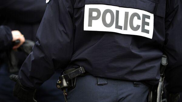 Francouzský policista - Sputnik Česká republika