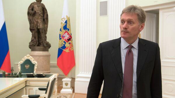 Tiskový tajemník prezidenta RF Dmitrij Peskov - Sputnik Česká republika