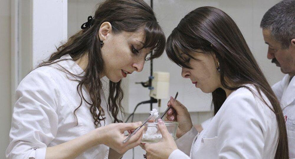 Vědci z Kabardinsko-Balkarské Berbekovovy státní univerzity