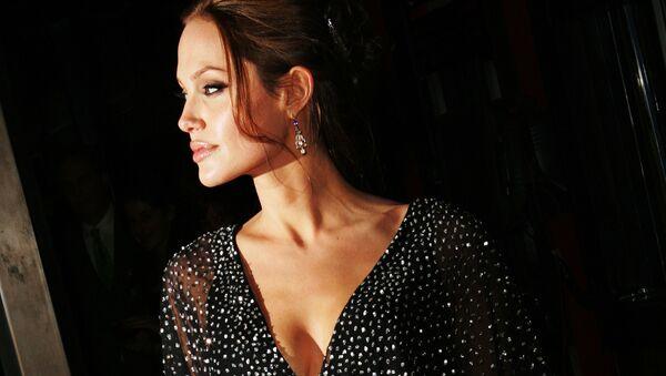 Americká herečka Angelina Jolie - Sputnik Česká republika