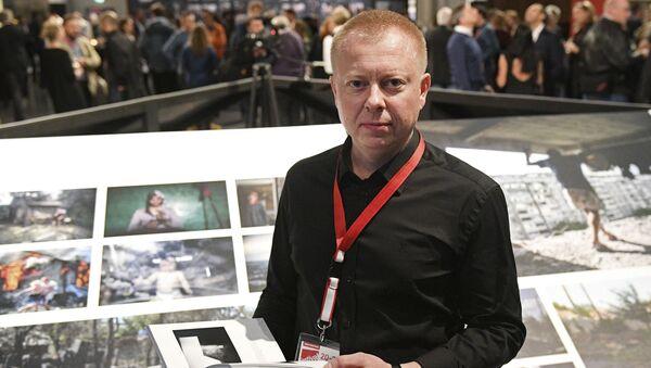 Fotograf Valerij Melnikov - Sputnik Česká republika