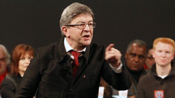 Jean-Luc Mélenchon - Sputnik Česká republika