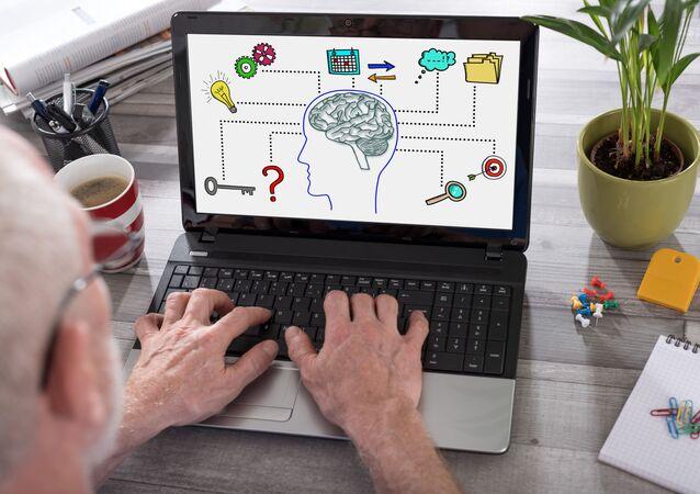 Počítač. Ilustrační foto
