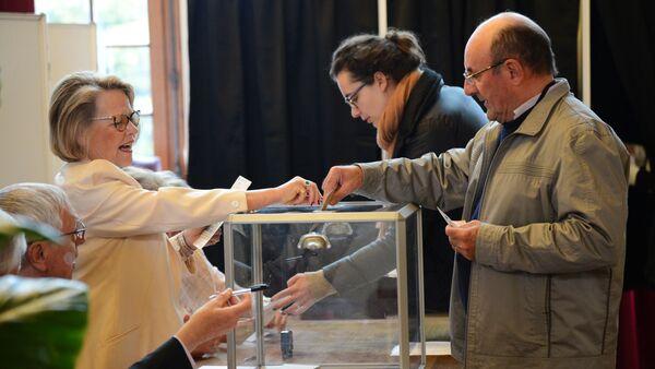 Volby ve Francii - Sputnik Česká republika