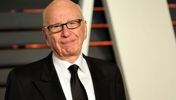 Rupert Murdoch - Sputnik Česká republika