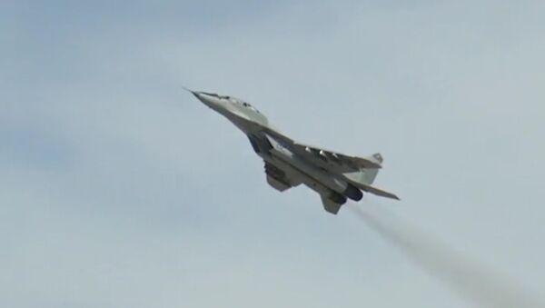Posádky MiG-29SMT prošly kontrolní prověrkou - Sputnik Česká republika