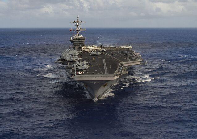 Letadlová loď Carl Vinson