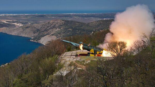 Raketový komplex Útes - Sputnik Česká republika