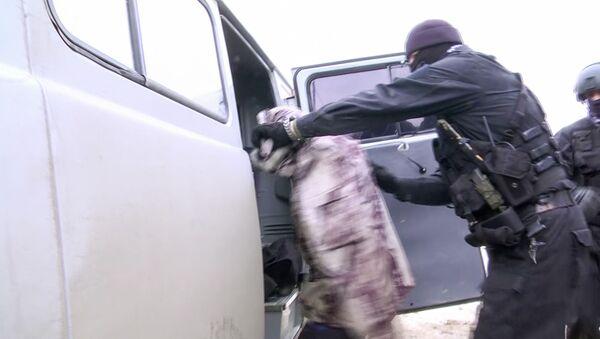 Zadržení přívrženců IS na Sachalinu - Sputnik Česká republika