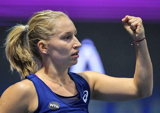 Ruská tenistka Světlana Kuzněcovová