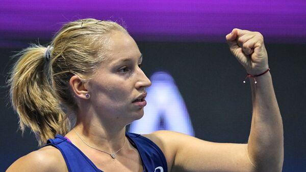 Ruská tenistka Světlana Kuzněcovová - Sputnik Česká republika