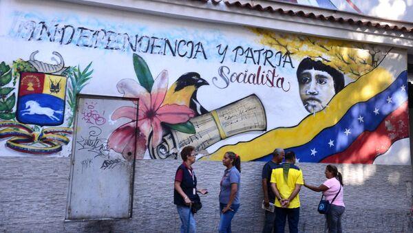 Caracas, Venezuela - Sputnik Česká republika