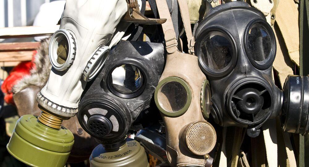 Plynové masky