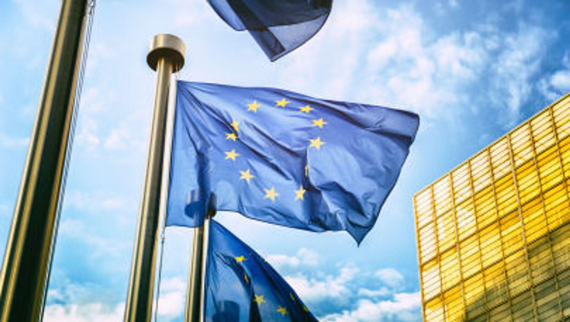 Vlajky EU - Sputnik Česká republika, 1920, 26.02.2021