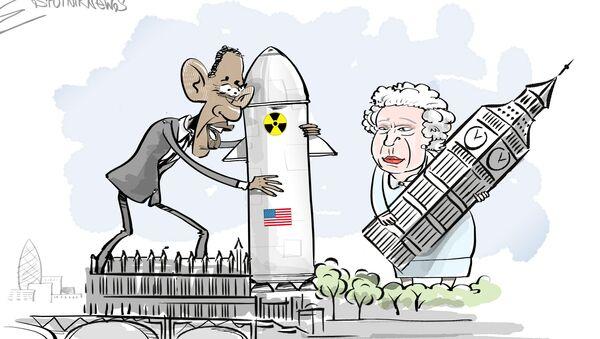 Rozmístíme tu raketu třeba zde - Sputnik Česká republika