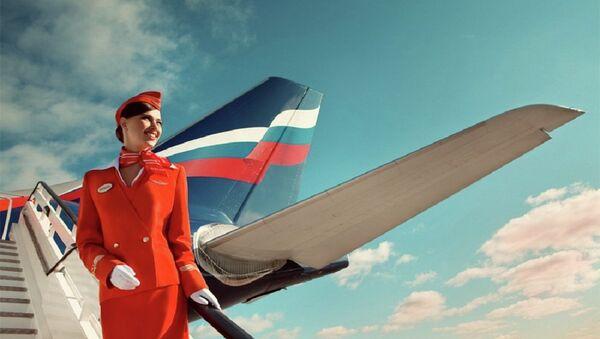 Letuška Aeroflotu - Sputnik Česká republika