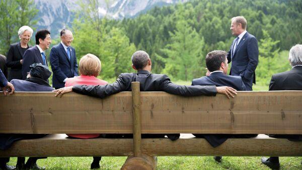 Summit G7 - Sputnik Česká republika