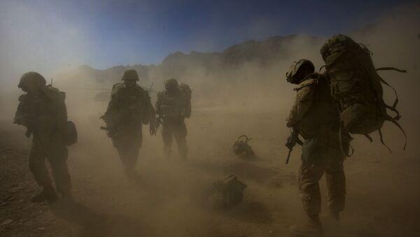 Američtí výsadkáři v Afghánistánu - Sputnik Česká republika