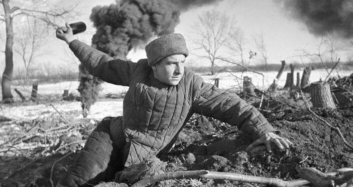 """U Stalingradu září 1942. """"Bojovat do posledního dechu"""""""