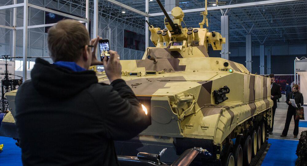 Bojové vozidlo Vichr