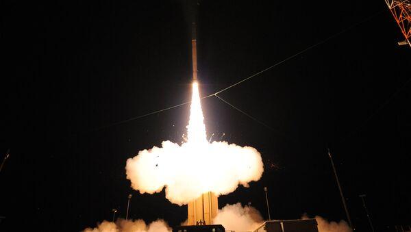 Systém protiraketové obrany THAAD - Sputnik Česká republika