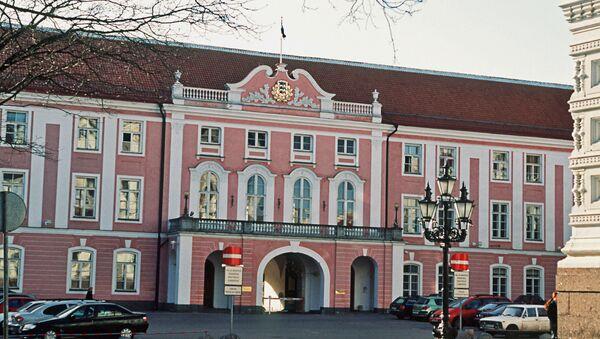 Parlament v Tallinnu - Sputnik Česká republika