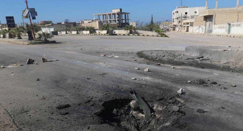 Situace v Idlibu
