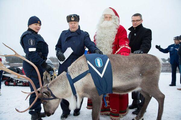 Neobyčejné zvíře v policii - Sputnik Česká republika