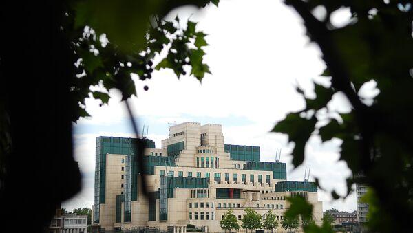 Budova MI6 v Londýně - Sputnik Česká republika