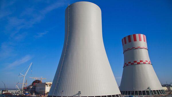 Jaderná elektrárna v Rusku - Sputnik Česká republika