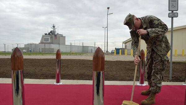 Americký systém PRO Aegis Ashore v Rumunsku - Sputnik Česká republika