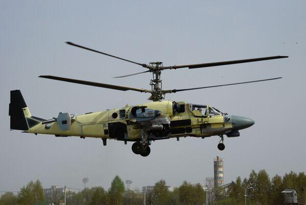 Zrození Aligátorů: jak se vyrábějí vrtulníky Ka-52 - Sputnik Česká republika