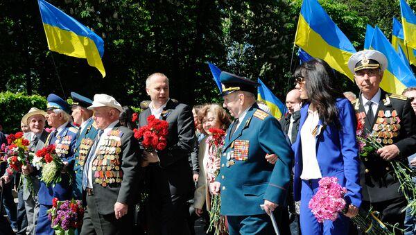 9. květen v Kyjevě - Sputnik Česká republika