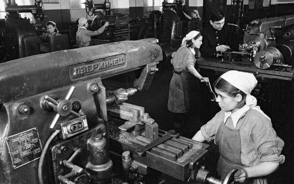 Tulská strojírna v roce 1944 - Sputnik Česká republika