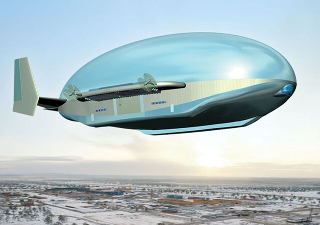 Vzducholoď Atlant-100