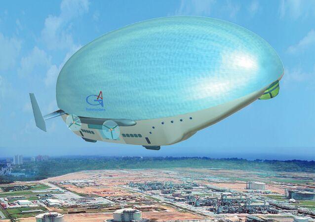 Vzducholoď Atlant-30