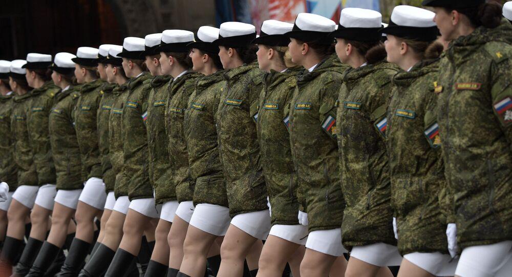 Ženy vojačky