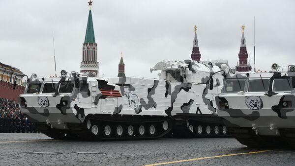 Tor-M2 - Sputnik Česká republika