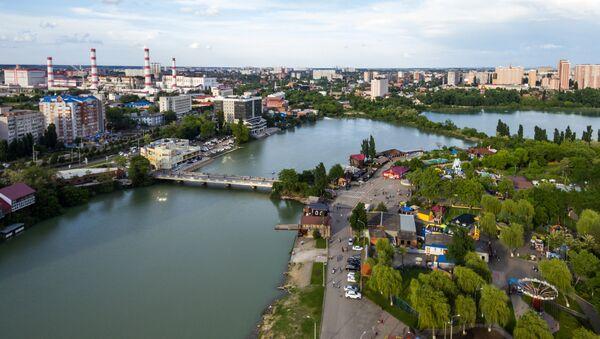 Krasnodar, Rusko - Sputnik Česká republika
